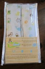 Too Good by Jenny BABY 2 PACK INFANT MUSLIN SWADDLE BLANKETS A to Z Owl Peace