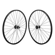 Alex X39 29er Mountain Bike MTB CX Gravel SRAM 32h hubs Wheelset 6B QR Black