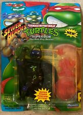 Teenage Mutant Ninja Turtles TMNT UNPUNCHED Sewer Heroes Super Don MOC 1993