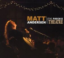 Matt Andersen - Live From The Phoenix Theatre [CD]