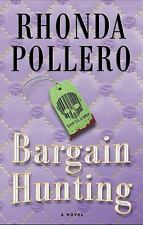 Bargain Hunting (Finley Anderson Tanner), Pollero, Rhonda, Good Condition, Book
