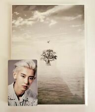 CD+DVD EXO Japan BIRD with CHANYEOL Photo Card