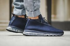NikeLAB Max Woven Boot Air Midnight Navy UK 9 US 10 Mid 1 basso 90 Force 93 95 97