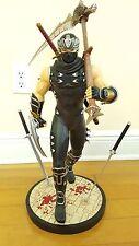 Ninja Gaiden Ryu Hayabusa 1/4 scale Statue MIB
