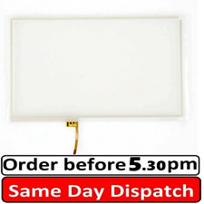 Replacement Touch Screen Digitizer Front Glass For Nintendo Wii-U Gamepad LCD UK