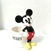 Vintage  Mickey Mouse  Disney Japan Planter Holder Cup
