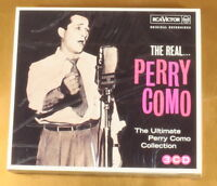 THE REAL PERRY COMO - ULTIMATE COLLECTION - NUOVO CD [AF-093]
