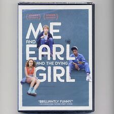 Me and Earl and the Dying Girl 2015 PG-13 comedy-drama movie new DVD Thomas Mann