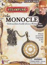 Steampunk deluxe monocle victorien accessoires costume robe fantaisie en BA749
