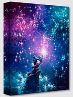 Disney Fine Art Treasures Canvas Collection Sorcerer Mickey-Fantasia-Gonzalez