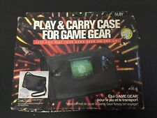 VINTAGE#CUSTODIA GAMEGEAR Nuby Play and Carry Case SEGA OFFICIAL# NO CONSOLE
