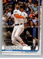 2019 Topps All-Star Edition #296 Lewis Brinson Miami Marlins