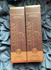LOT Of 2 Xen-Tan Moroccan Tan Ultra Premium Sunless Tan Ultra Dark 8oz NIB