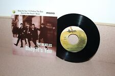 "The Beatles Baby it's you/I'll follow the Sun/Devil 7"" vinyl NEW MONO Apple"