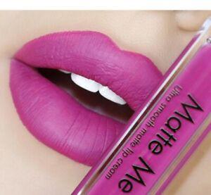 Sleek Matte Me Lip Cream Fandango Purple Lip Stick