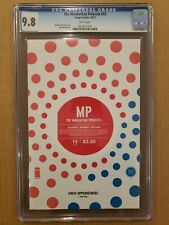 Manhattan Projects #15 Image 2013 CGC 9.8 WH NM/MT