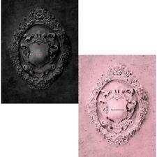 Blackpink [töten dieser Liebe] Mini Album Random CD + Poster (auf) + Booklet + Karte + etc + Geschenk
