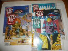 The BEST Of 2000 AD MONTHLY Comic - JOB LOT - No's 61, 62, 63, 64, 65  UK Comics