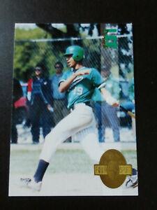Derrek Lee Rookie-1993 Classic 4 sport-nrmt/mint-no.285-Padres