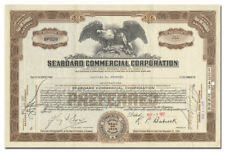 Seaboard Commercial Corporation Stock Certificate