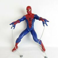 "Spider-Man Web Shooting Motorized 13.5"" Hasbro 2012 Action Figure"