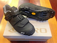 Giro Sica VR70 - Matte Black - Women's MTB Carbon Cycling Shoes