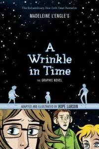 A Wrinkle in Time: The Graphic Novel - Paperback - VERY GOOD