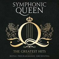 Royal Philharmonic Orchestra Matthew Freeman - Symphonic Queen [CD]