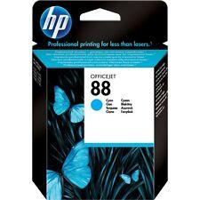 original HP C9386AE C9386A Tintenpatrone 88 cyan für OfficeJet K550