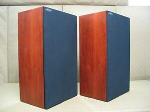Snell Type J II Vintage Audiophile Speakers ( Pro Re-Foamed ) Original Boxes