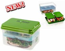 Portable Microwave Bento Lunch Box Food Salad Containers Fresh Storage Ice Pack