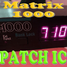 Patch IC for Oberheim Matrix 1000 (fixes missing/corrupted patches!) ROM EPROM