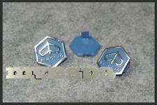Vespa Emblem Sechskant Hexagon ca. 32x37 mm Kaskade PK 50 80 125 S XL X2 ET4 ET2