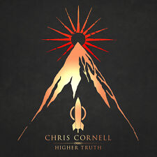 Chris Cornell Higher Truth 2 X 180gm Vinyl LP D'load Gatefold 2015