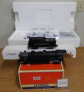 LIONEL 84468 NEW YORK CENTRAL LIGHT 2-8-2 MIKADO STEAM ENGINE LOCOMOTIVE O SCALE