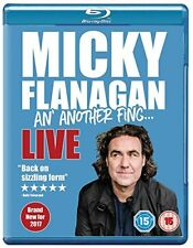 Micky Flanagan - An Another Fing Live [Blu-ray] [DVD][Region 2]