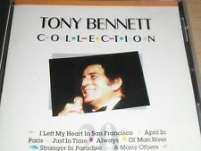 Tony Bennett Collection CD Album 20 Tracks Made in Italy 1990 Graffiti GRCD 17