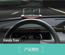 Car GPS HUD Head Up Display Cellphone Holder Mount For Projector Navigation