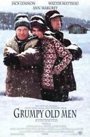 Grumpy Old Men Movie POSTER 11 x 17 Jack Lemmon, Walter Matthau, Ann-Margret, A