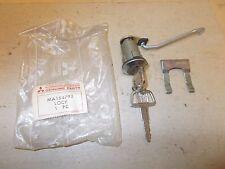 Mopar/Mitsubishi NOS Door Lock Cyl.& Keys Pkg. Rt. 71-74 Dodge Colt 2 Door HT.
