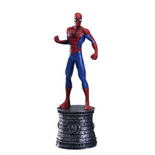 "6"" Marvel Avengers Spider Man Chess Action Statue Figure Collection Toy"