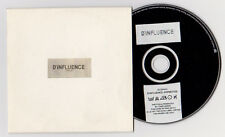 D'Influence  Hypnotize PROMO CD 1997 Single Dance & Electronica, Echo