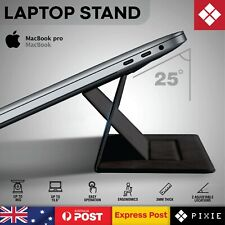 Invisible Folding Laptop Stand Thin Light Ergonomic Computer Mount / MacBook 💻