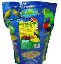 Vetafarm Nutriblend Pellets 2kg Small Complete Parrot Nutrition