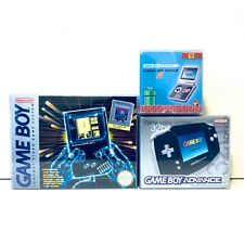 *Bundle Buy* PREMIUM Console Box Protectors for Nintendo Game Boy DMG, GBA & SP