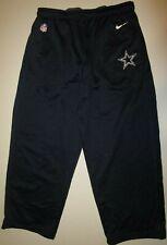 Nike Dallas Cowboys Football authentic Nfl Equipment sweat pants men's 3Xl Navy