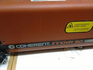 Coherent Innova 90-5 Argon Ion Laser System