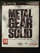 Metal Gear Solid: The Legacy Collection 1987-2012 (SONY PlayStation 3, 2013)