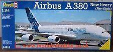 Aéronefs miniatures A380