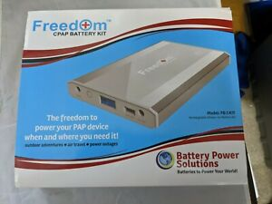 Battery Power Solutions - Freedom CPAP Battery Standard Kit